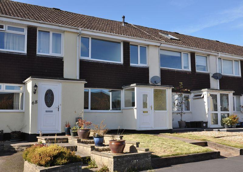 3 Bedrooms Terraced House for sale in Silverton, Nr Exeter