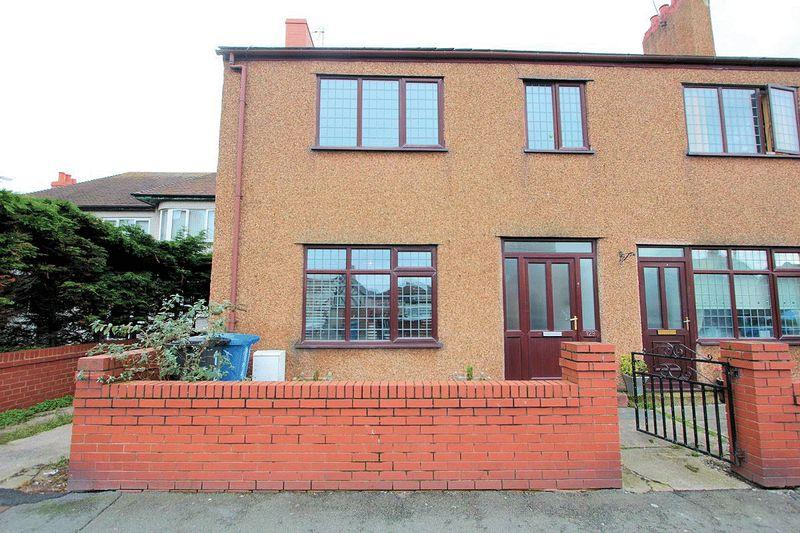 2 Bedrooms Semi Detached House for sale in Wellington Road, Rhyl