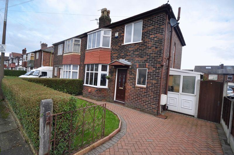 3 Bedrooms Semi Detached House for sale in Laburnum Drive, Unsworth, Bury