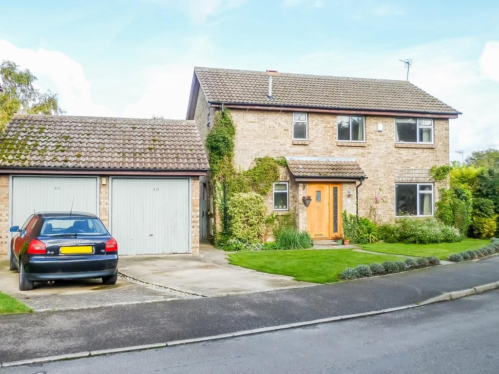 4 Bedrooms Detached House for sale in Cherry Orchard, Fulbourn