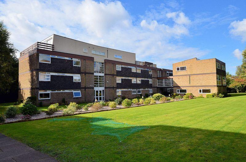 2 Bedrooms Apartment Flat for sale in Brandhall Court, Wolverhampton Road, Oldbury