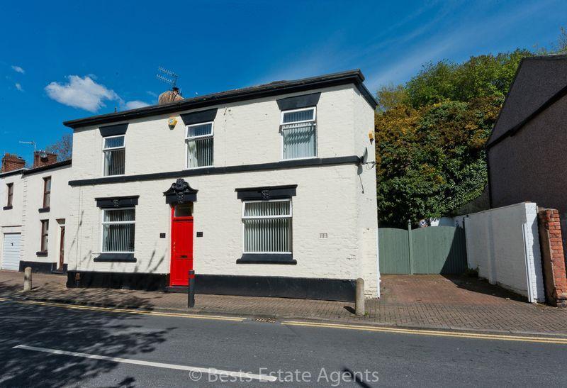 3 Bedrooms Terraced House for sale in Main Street, Halton Village, Runcorn