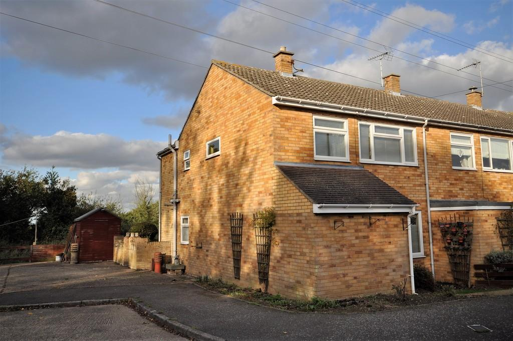 2 Bedrooms End Of Terrace House for sale in Luard Way, Birch, CO2 0LR