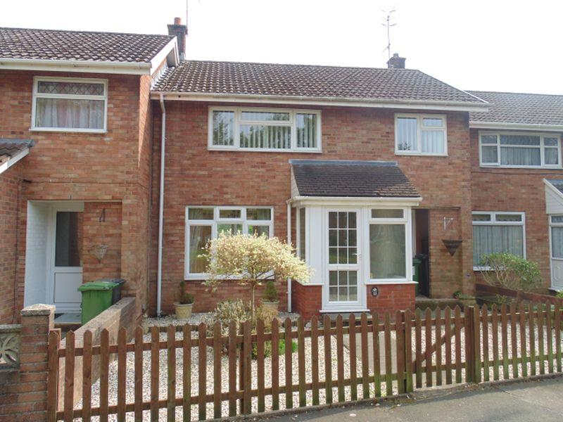 3 Bedrooms Terraced House for sale in Ludlow Close, Llanyravon, Cwmbran