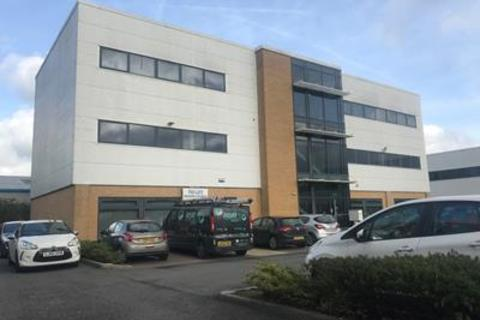 Office to rent - First and Part Second Floor, Unit 5 & 6 De Clare Court, Caerphilly, CF83