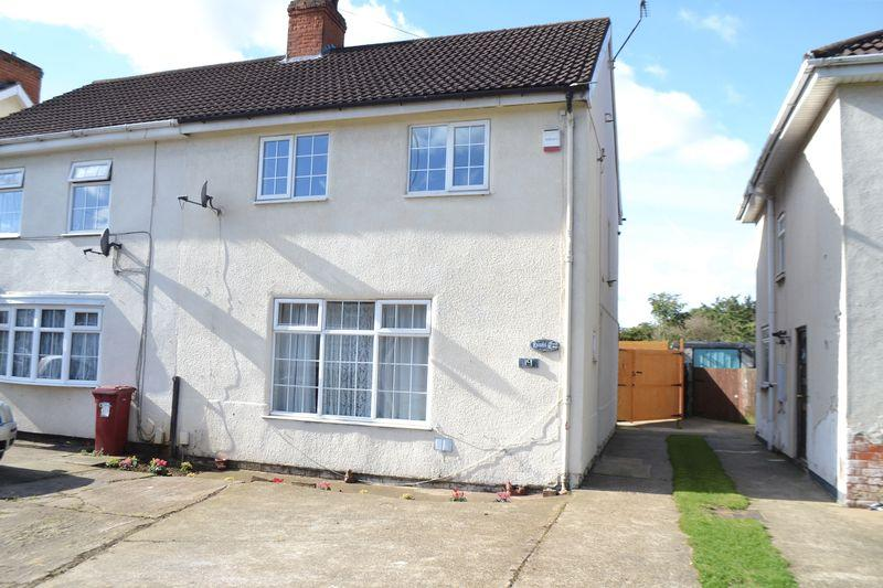 3 Bedrooms Semi Detached House for sale in Messingham Road, Scunthorpe