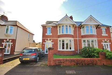 4 bedroom semi-detached house for sale - St. Johns Crescent, Whitchurch, Cardiff