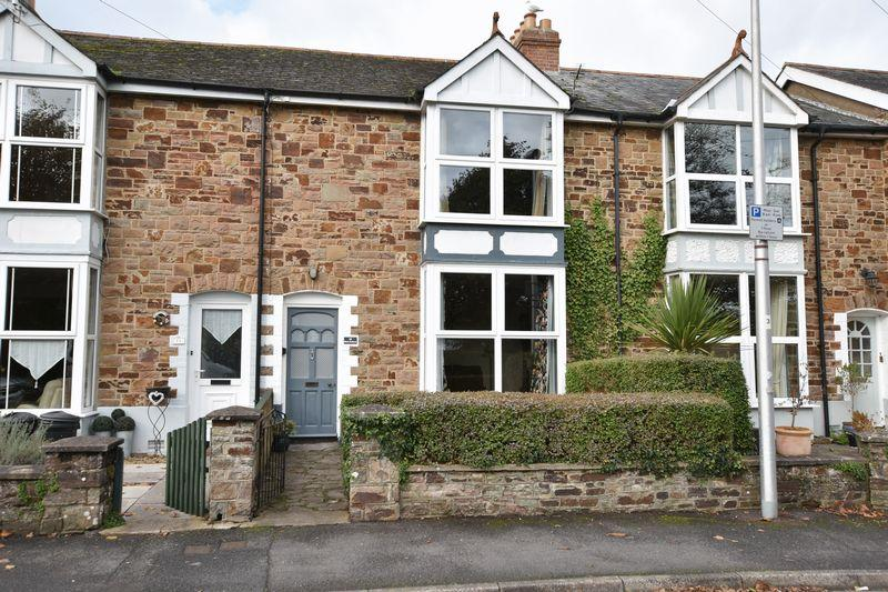 3 Bedrooms Terraced House for sale in Park Avenue, Bideford