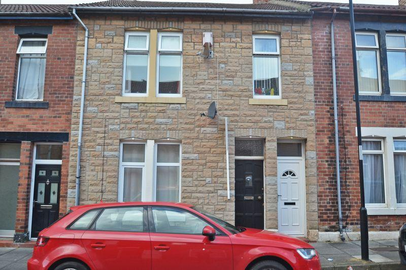 2 Bedrooms Apartment Flat for sale in Elsdon Terrace, North Shields