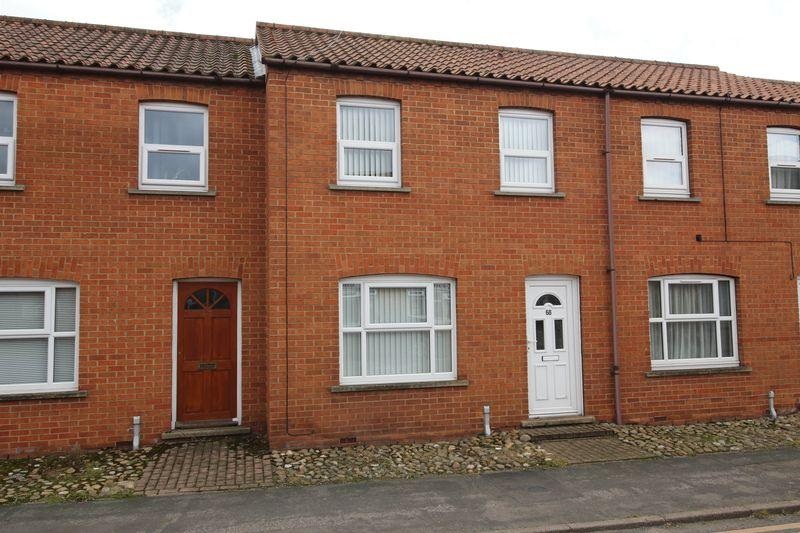 2 Bedrooms Terraced House for sale in High Street, Skegness