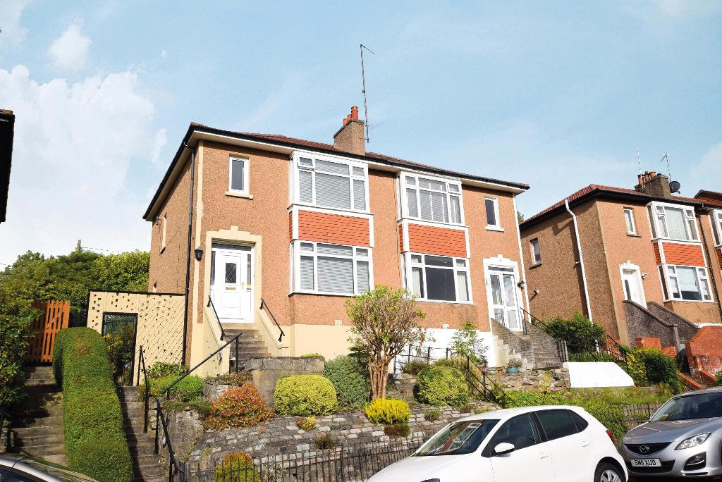 3 Bedrooms Semi Detached House for sale in Drumby Crescent, Clarkston, Glasgow, G76 7HN