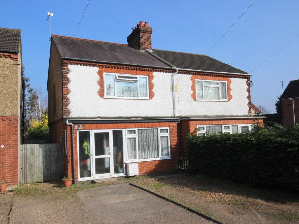 2 Bedrooms Semi Detached House for sale in Ampthill Road, Flitwick, MK45