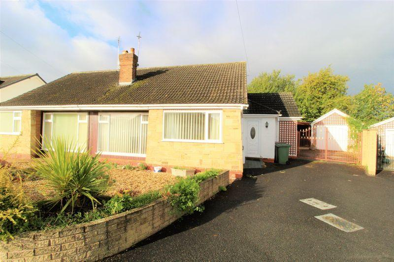 3 Bedrooms Semi Detached Bungalow for sale in Ambleside Close, Thingwall
