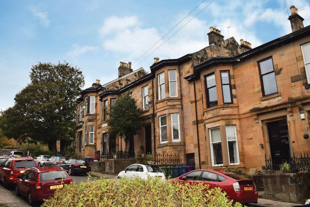 2 Bedrooms Flat for sale in Ailsa Drive, Langside, Glasgow, G42 9UL