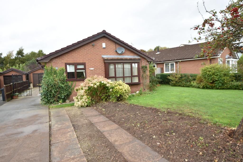 3 Bedrooms Detached Bungalow for sale in Craithie Road, Vicars Cross