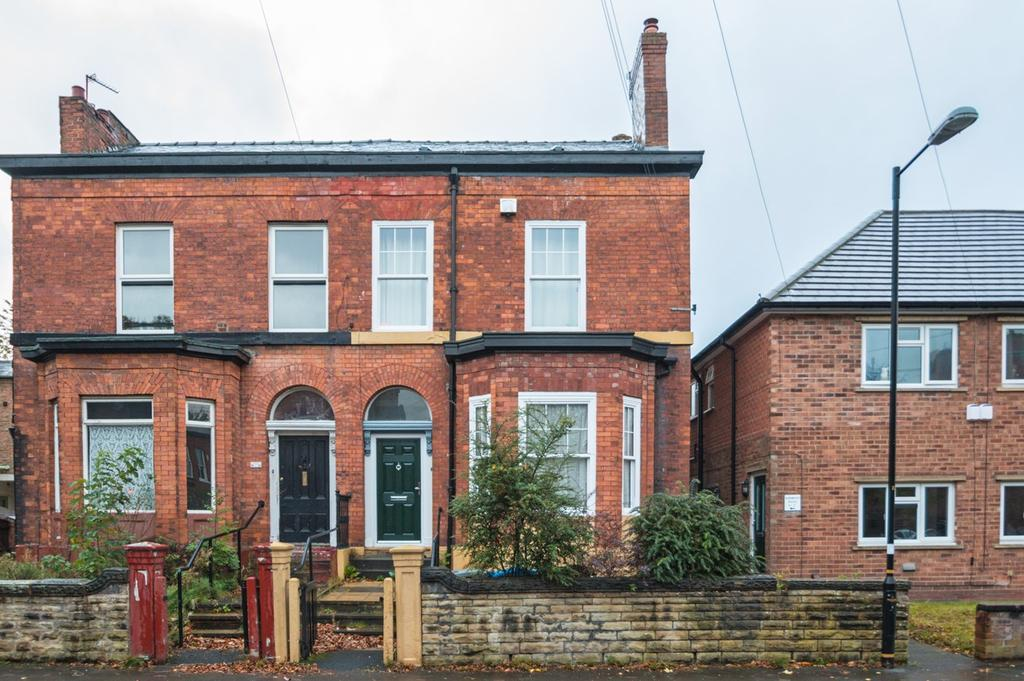 5 Bedrooms Semi Detached House for sale in Kenwood Road, Stretford, Manchester, M32