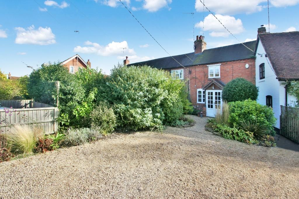 2 Bedrooms Terraced House for sale in The Green, Snitterfield
