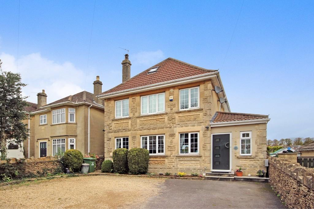 4 Bedrooms Detached House for sale in Midford Road, Bath