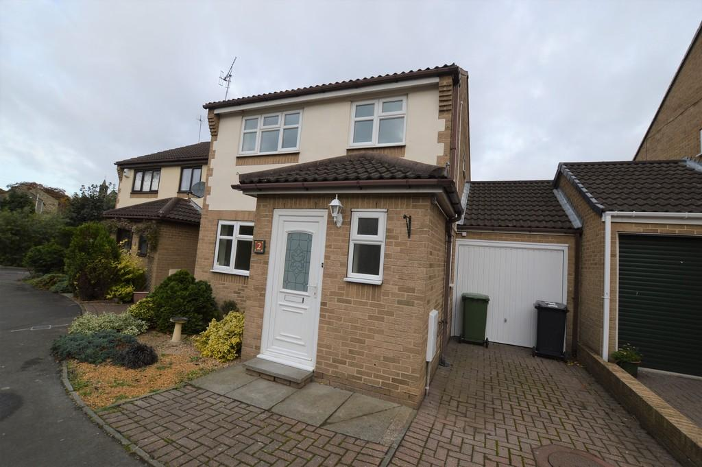3 Bedrooms Link Detached House for sale in St Thomas' Mews, Prudhoe