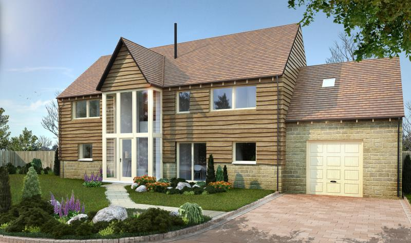 4 Bedrooms Detached House for sale in Plot 17, Bow Farm, Bow Road, Stanford in the Vale, Faringdon