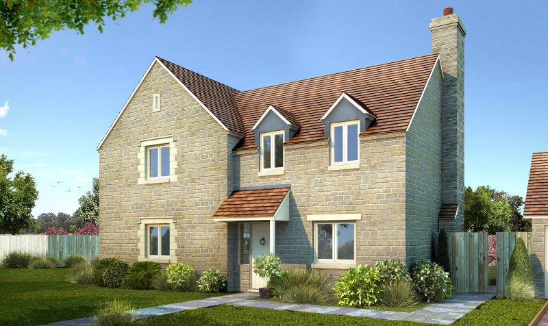 4 Bedrooms Detached House for sale in Plot 18, Bow Farm, Bow Road, Stanford in the Vale, Faringdon