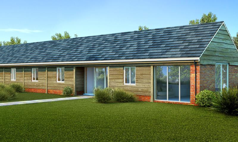 2 Bedrooms Semi Detached House for sale in Barn 1B, Bow Farm, Bow Road, Stanford in the Vale, Faringdon