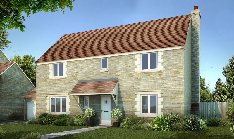3 Bedrooms Detached House for sale in Plot 9, Bow Farm, Bow Road, Stanford in the Vale, Faringdon
