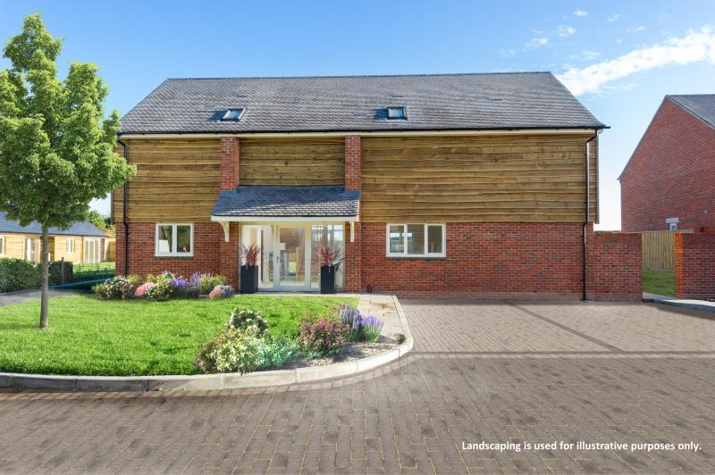3 Bedrooms Detached House for sale in Barn Two, Bow Farm, Bow Road, Stanford in the Vale, Faringdon