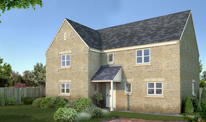 4 Bedrooms Detached House for sale in Plot 11, Bow Farm, Bow Road, Stanford in the Vale, Faringdon
