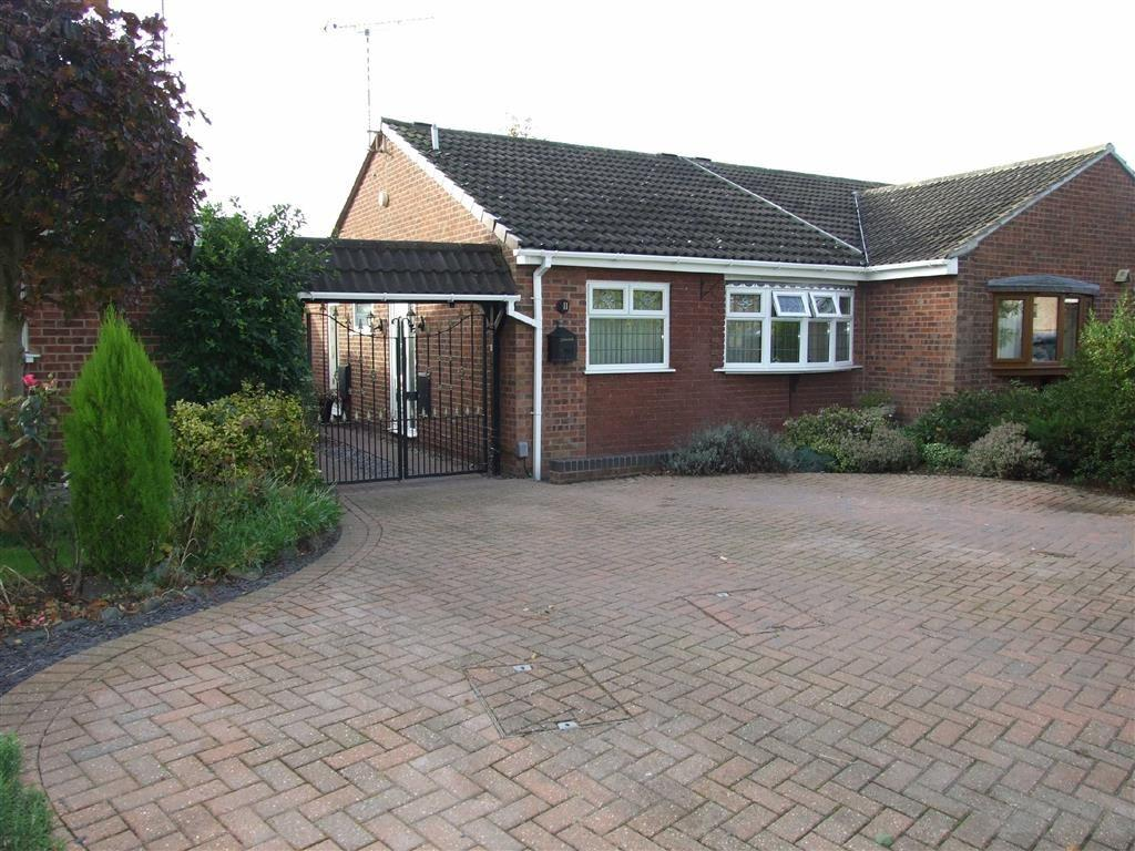 2 Bedrooms Semi Detached House for sale in Chalfont Close, Bedworth