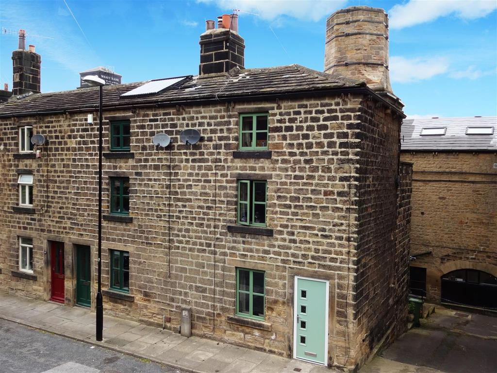 3 Bedrooms End Of Terrace House for sale in Ilkley Road, Otley