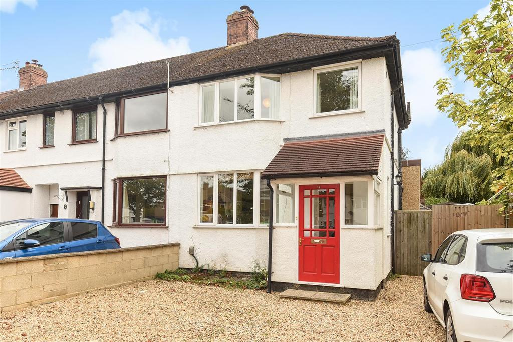 3 Bedrooms End Of Terrace House for sale in Ouseley Close, Marston