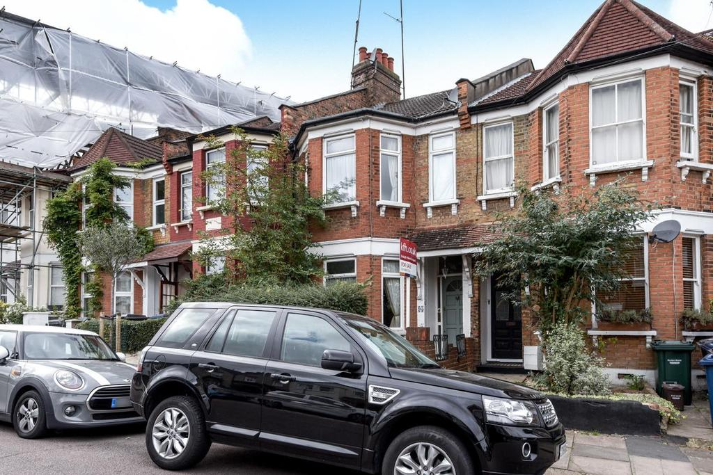 3 Bedrooms Terraced House for sale in Pembroke Road, Muswell Hill