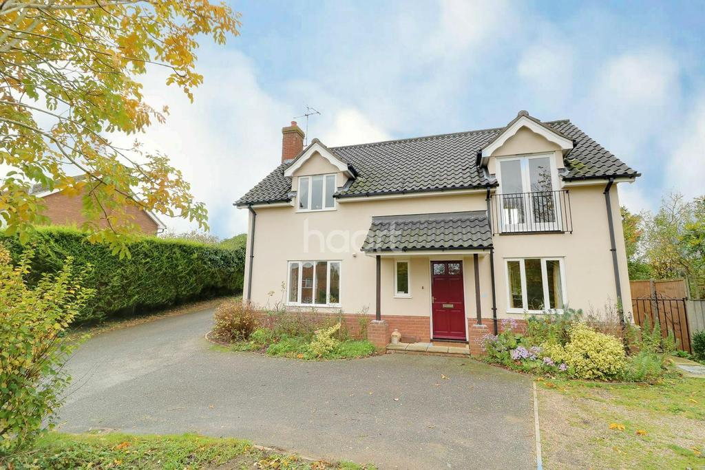 2 Bedrooms Detached House for sale in The Street, Hacheston