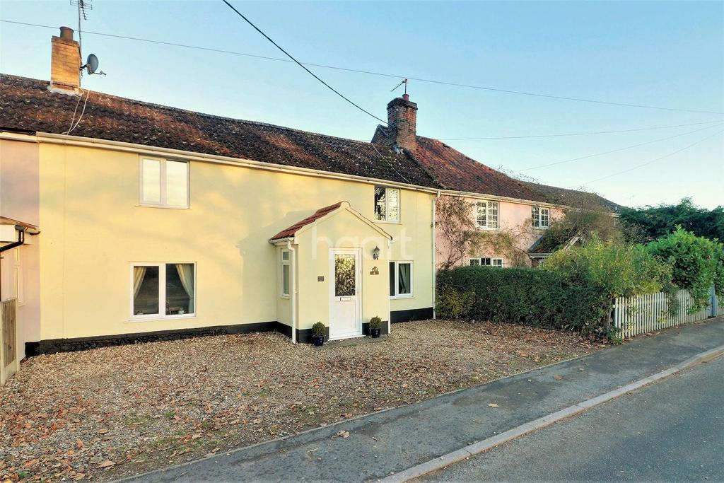 3 Bedrooms Cottage House for sale in Ashill, IP25