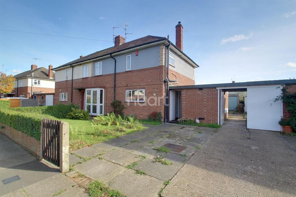 3 Bedrooms Semi Detached House for sale in Hawthorn Road, Dogsthorpe