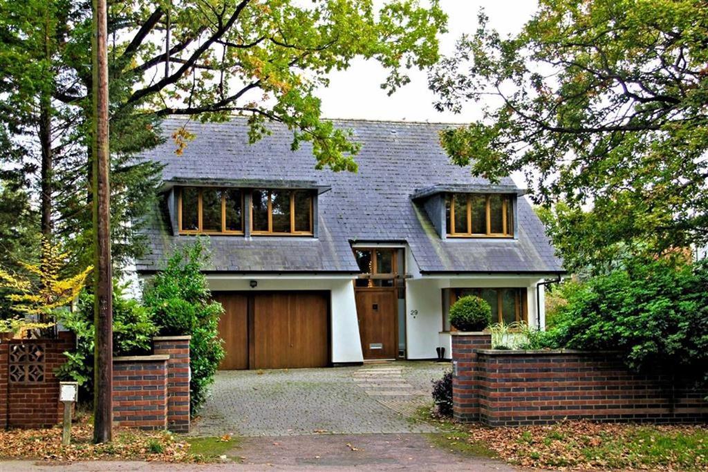 4 Bedrooms Detached House for sale in Mardley Hill, Oaklands, Welwyn AL6 0TT