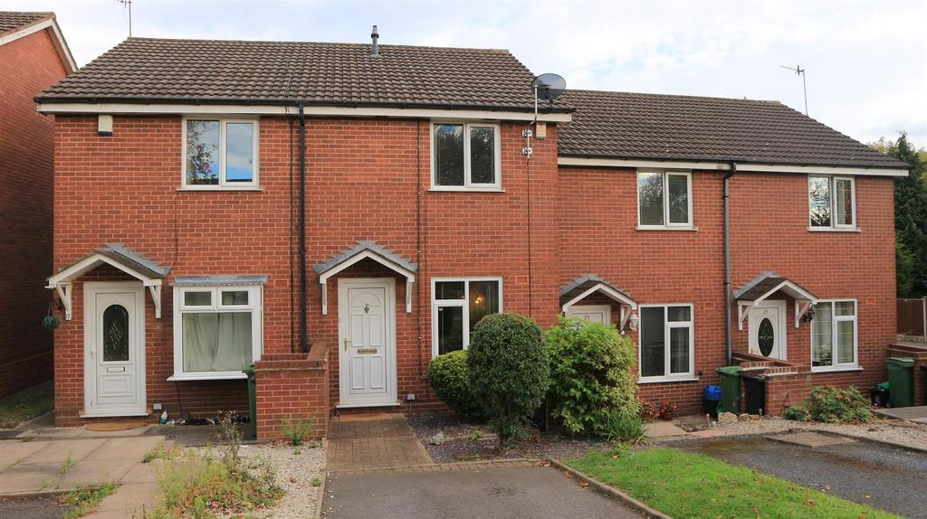 2 Bedrooms Terraced House for sale in Bisell Way, Brierley Hill