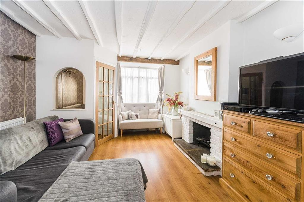 2 Bedrooms End Of Terrace House for sale in Nascot Street, Watford, Hertfordshire