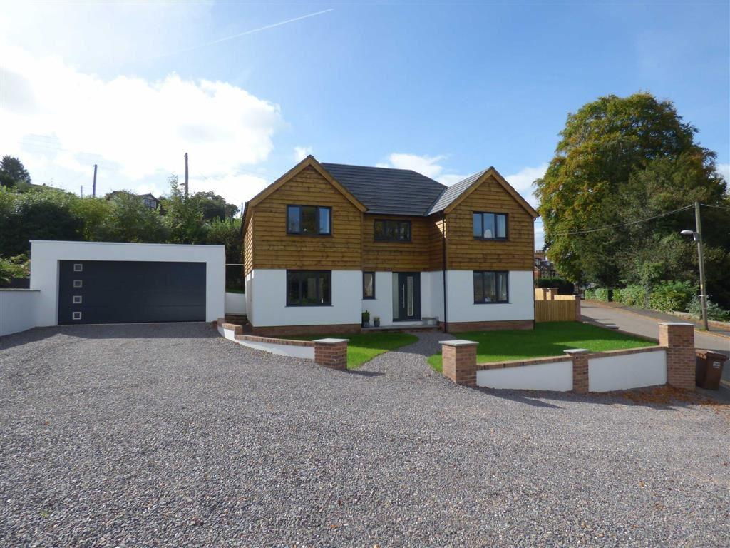 4 Bedrooms Detached House for sale in The Avenue, Tiverton, Devon, EX16