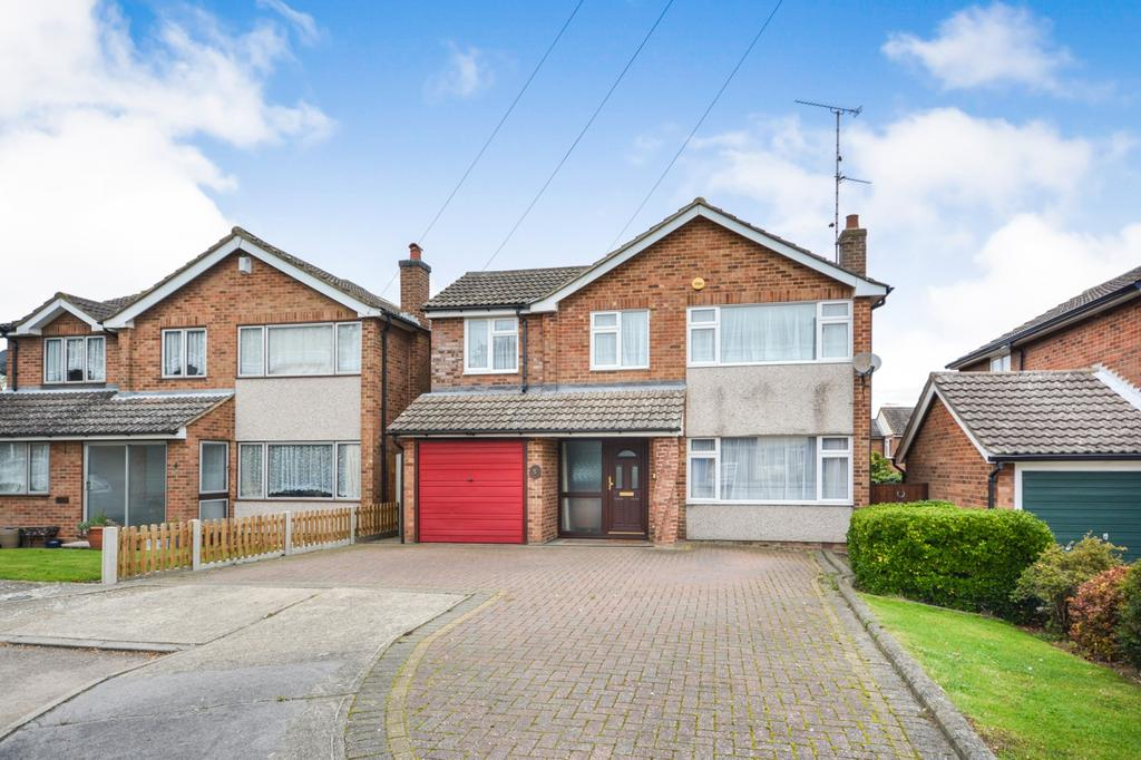 5 Bedrooms Detached House for sale in Rutland Gardens, Braintree, Essex, CM7