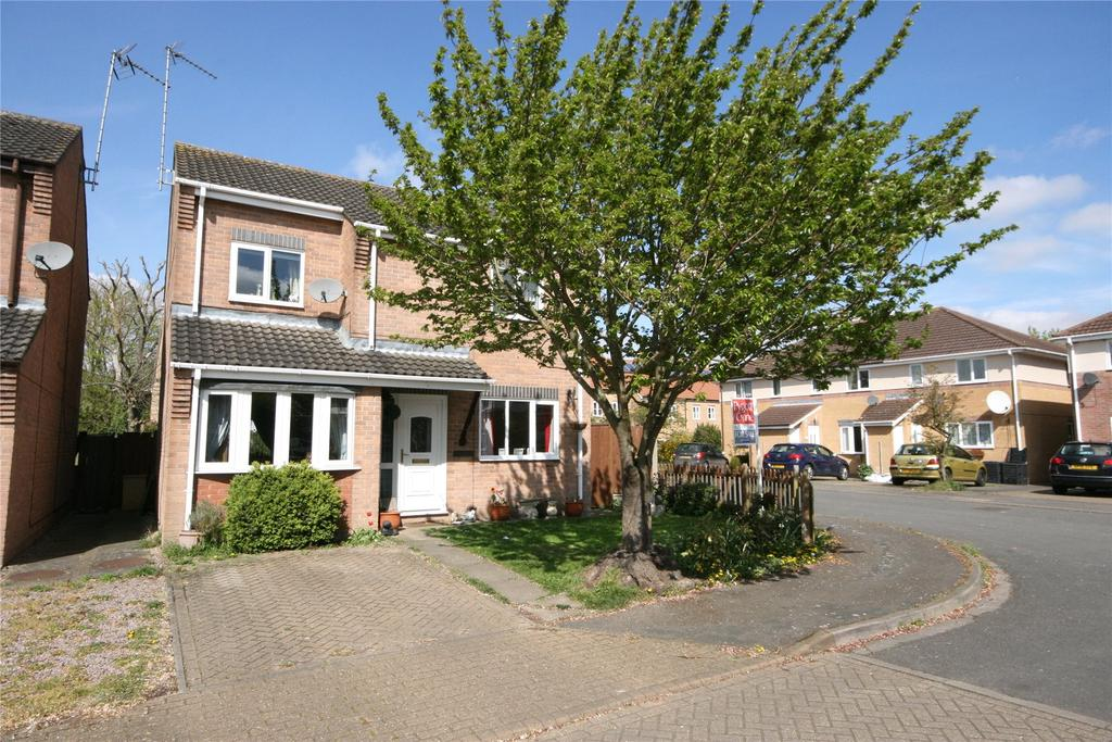 4 Bedrooms Detached House for sale in Farrow Avenue, Holbeach, PE12
