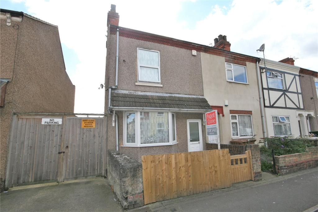 3 Bedrooms End Of Terrace House for sale in Sidney Street, Cleethorpes, DN35