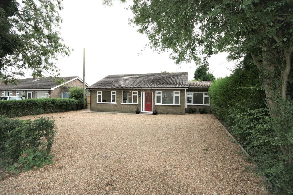 3 Bedrooms Detached Bungalow for sale in Farrow Road, Whaplode Drove, PE12