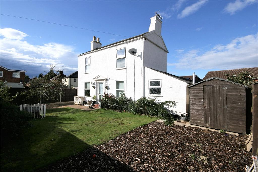 3 Bedrooms Detached House for sale in Hallgate, Holbeach, PE12