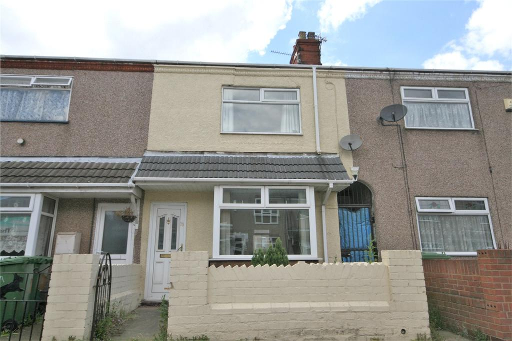 3 Bedrooms Terraced House for sale in Barcroft Street, Cleethorpes, DN35