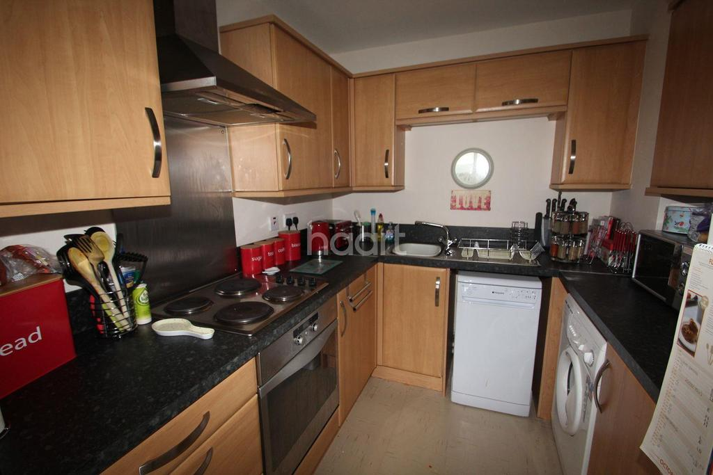 2 Bedrooms Flat for sale in Shepard House, Arnold Road, Nottingham