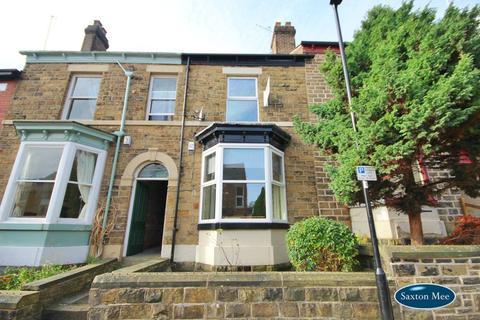 5 bedroom terraced house to rent - Shared House, 59 Wadborough Road,  S11 8RF