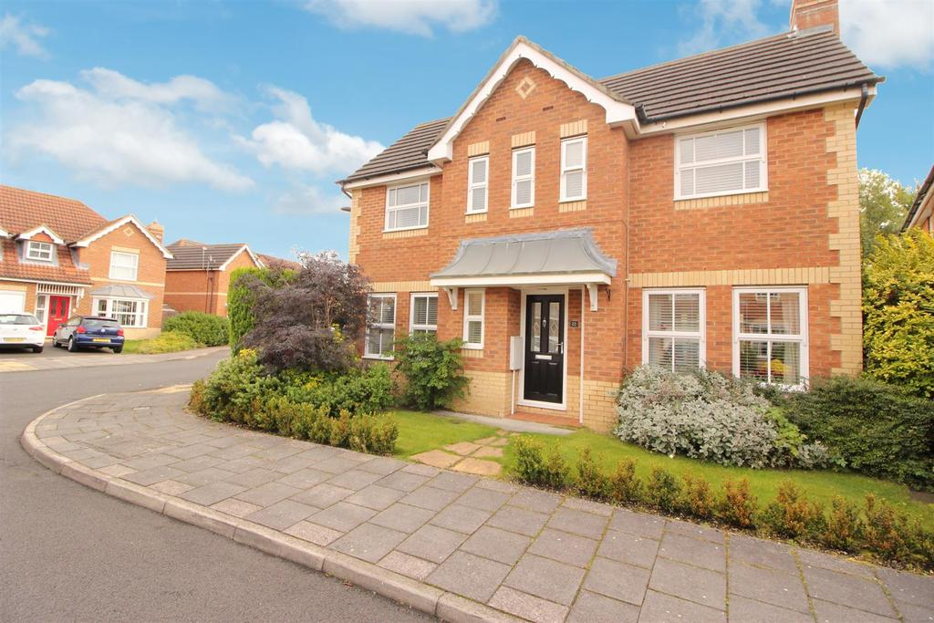 3 Bedrooms Detached House for sale in Melkridge Gardens, Haydon Grange, Newcastle Upon Tyne