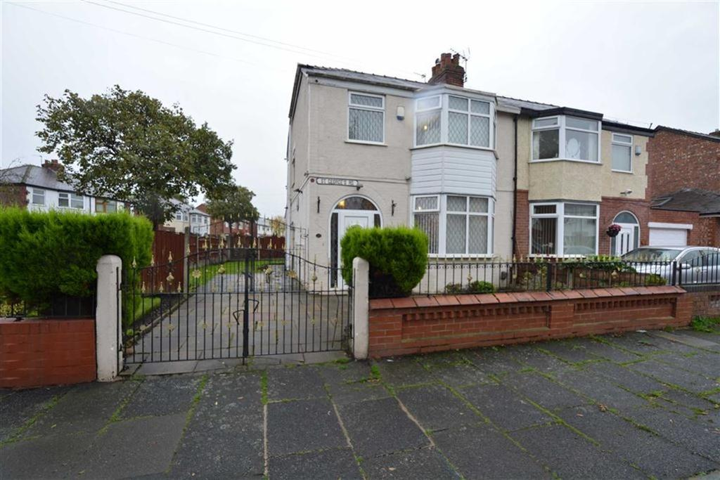 3 Bedrooms Semi Detached House for sale in St Georges Road, STRETFORD